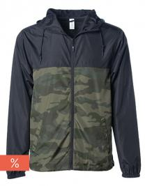 Men`s Lightweight Windbreaker Jacket